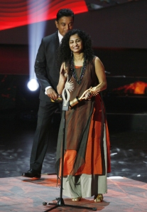 Best Debu Director Award – Gauri Shinde