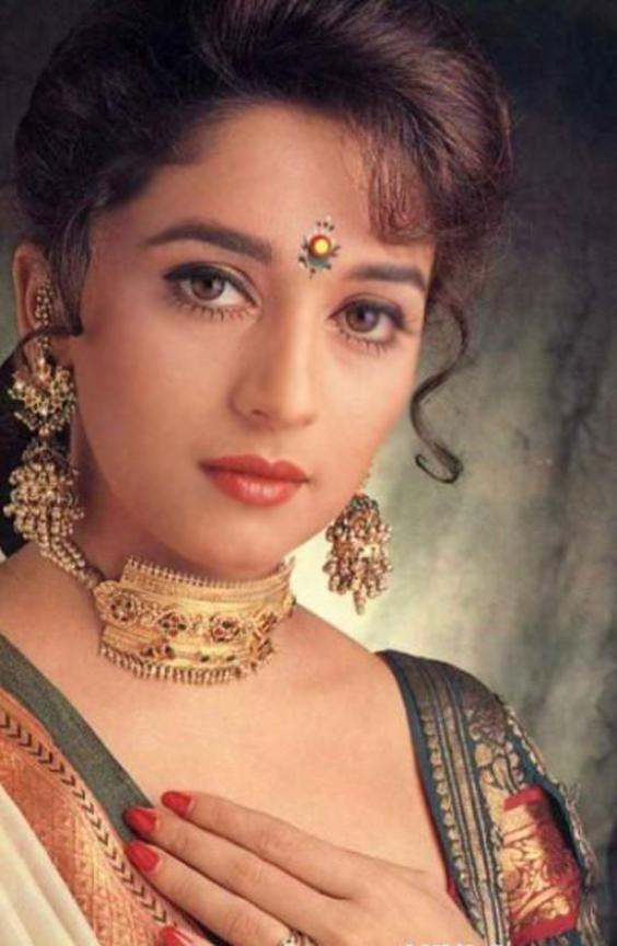 Madhuri Dixit Hot Photos