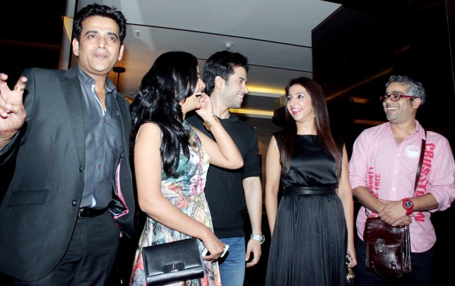 Ravi Kissen, Tusshar Kapoor, Vishakha Singh,Krishika Lulla and Shashant A Shah 1