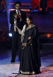 Vidya Balan took home the Best Actress Award at IIFA 2013