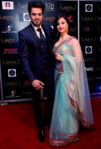 Manish Paul and Elli Avram