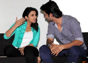 Parineeti Chopra  and Sushant Singh