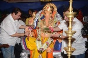 Rajeev and Randhir Kapoor