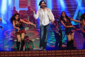 Ranvir Singh performing at the SAIFTA in Durban, South Africa, September 6, 2013.