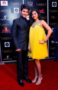 Ravi Dubey and Sargum Mehta