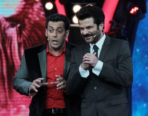 Salman Khan and Anil Kapoor (1)