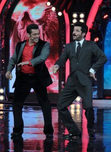 Salman Khan and Anil Kapoor (10)