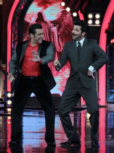 Salman Khan and Anil Kapoor (11)