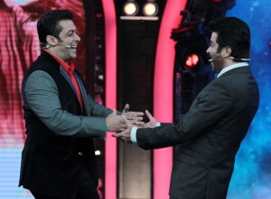 Salman Khan and Anil Kapoor (2)