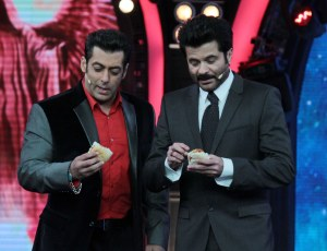 Salman Khan and Anil Kapoor (3)