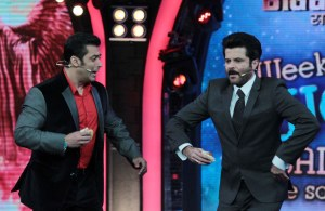 Salman Khan and Anil Kapoor (4)
