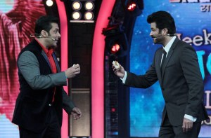Salman Khan and Anil Kapoor (5)