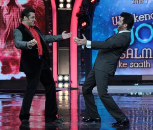 Salman Khan and Anil Kapoor (7)
