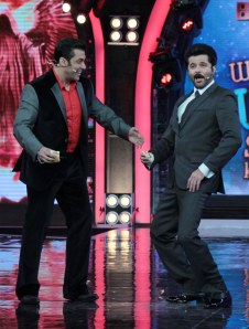 Salman Khan and Anil Kapoor (8)