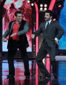 Salman Khan and Anil Kapoor (9)