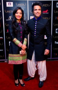 sha Negi and Rithvik Dhanjani