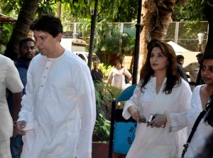 Shriram Nene and Madhuri Dixit1