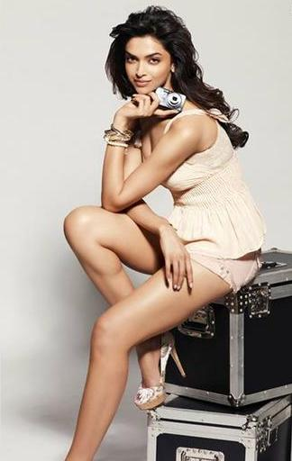 Deepika Padukone Hot Photoshoot For Sony Cyber-shot Camera Ad 1