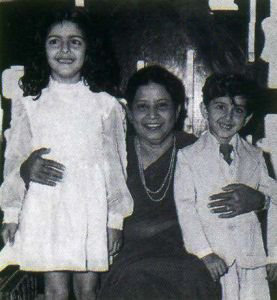 Hrithik Childhood Photos