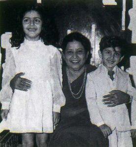 Hrithik Childhood Photos
