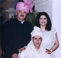 Hrithik Suzzane Wedding 2