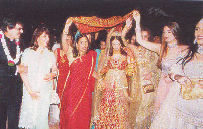 Hrithik & Suzzane Wedding