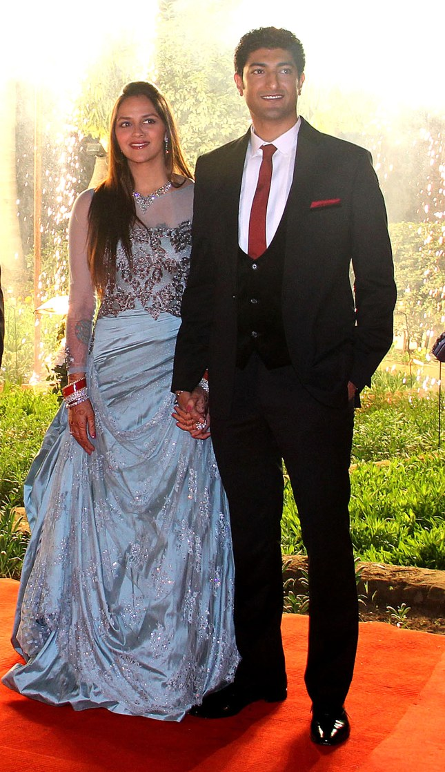 2_Ahana Deol and Vaibhav Vora_07Feb2014